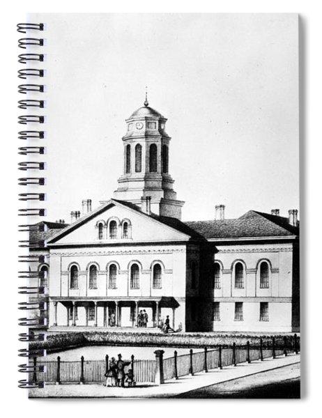 Middlesex County Court Spiral Notebook