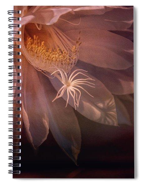Midnight Bloomer Spiral Notebook