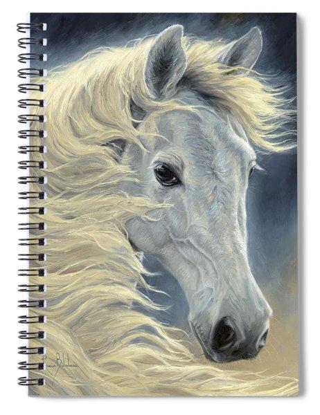 Midnight Glow Spiral Notebook