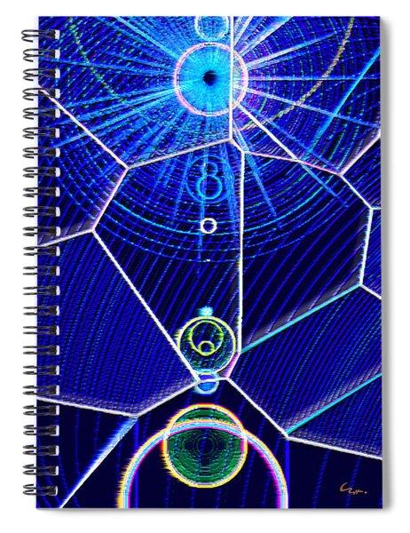 Midori Sunrise Spiral Notebook