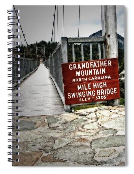 Mile High Spiral Notebook