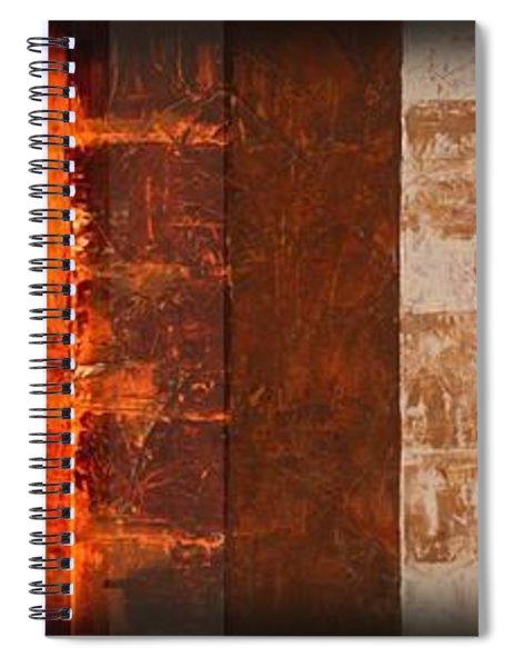 Milestones Spiral Notebook