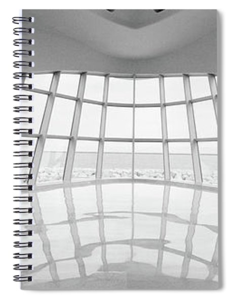 Milwaukee Art Museum, Milwaukee Spiral Notebook