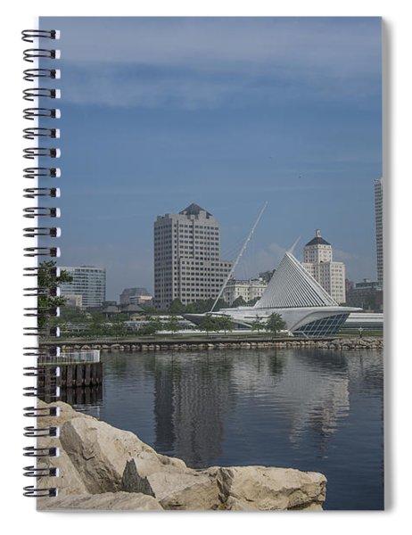 Milwaukee Wisconsin Spiral Notebook