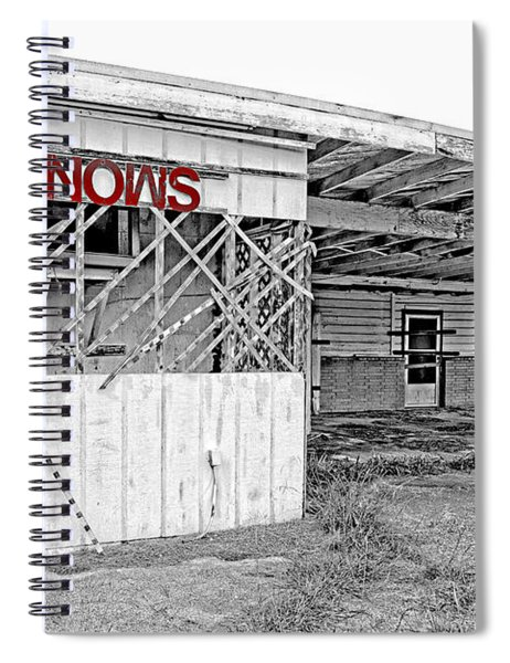 Minnow Shack Spiral Notebook