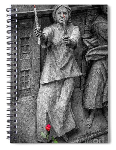 Minor Basilica Of Santo Nino Spiral Notebook