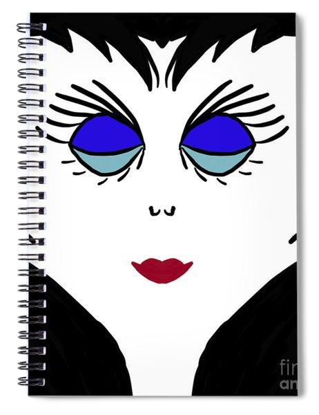 Miss Jones Spiral Notebook