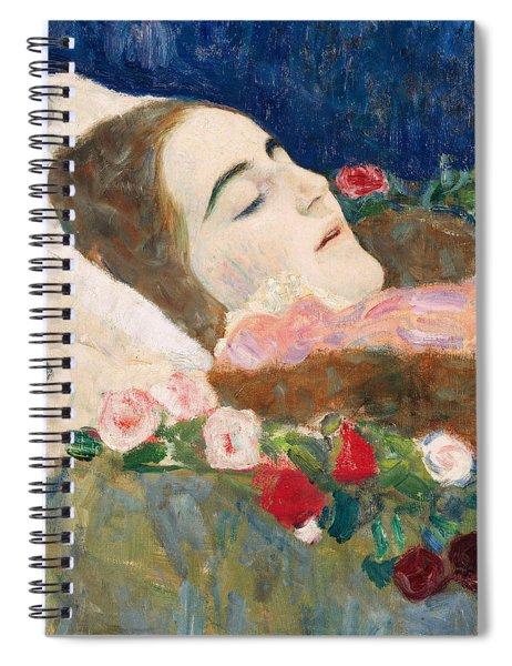 Miss Ria Munk On Her Deathbed Spiral Notebook