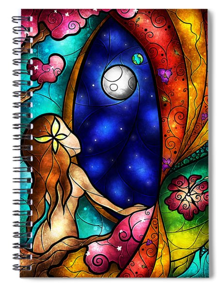 Missing You Spiral Notebook