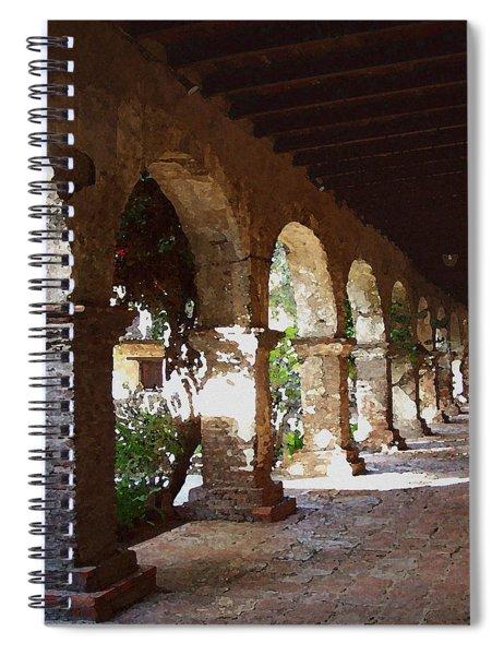 Mission 2 Spiral Notebook