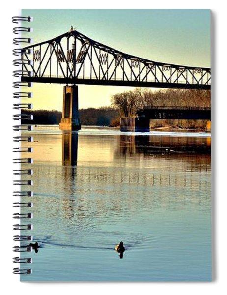 Mississippi Spiral Notebook