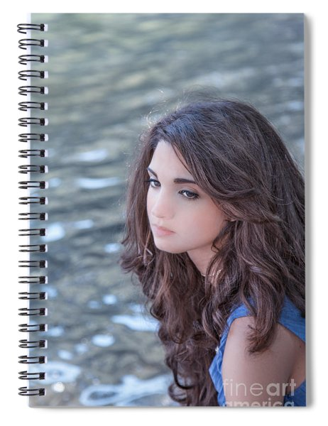 Mistress Of Dreams Spiral Notebook