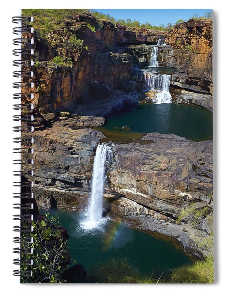 Mitchell Falls Mitchell Plateau Spiral Notebook