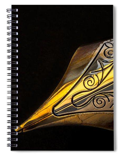 Mont Blanc Pen Spiral Notebook