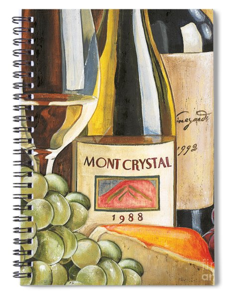 Mont Crystal 1988 Spiral Notebook