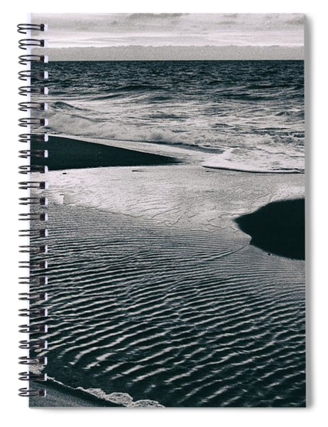 Montauk Patterns Spiral Notebook