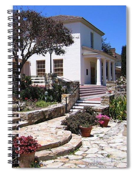 Monterey City Hall Spiral Notebook