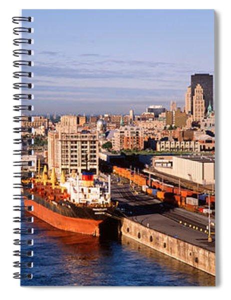 Montreal, Quebec, Canada Spiral Notebook