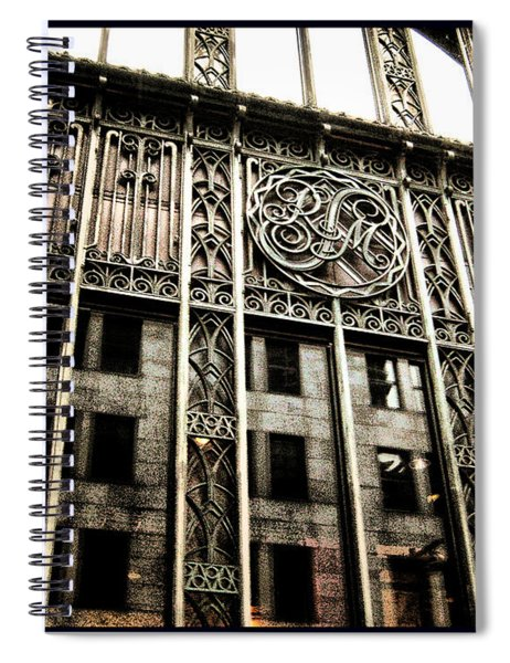 Montreal Rm En Couleur Spiral Notebook