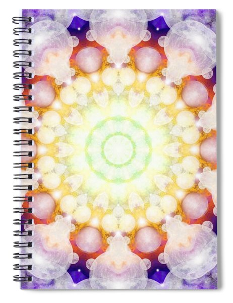 Moonstar Beta Spiral Notebook