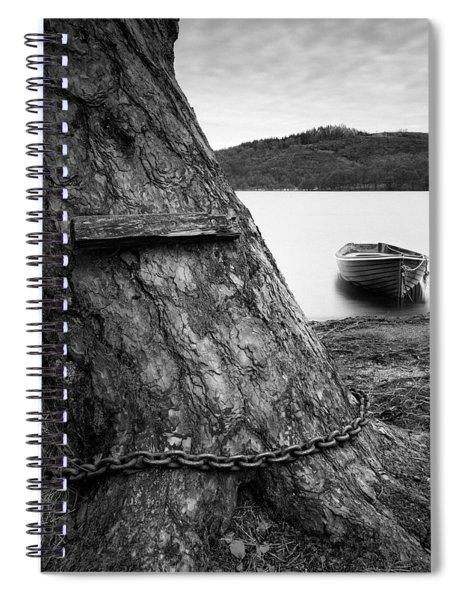 Mooring Spiral Notebook