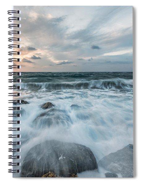 More Than A Sunrise Spiral Notebook