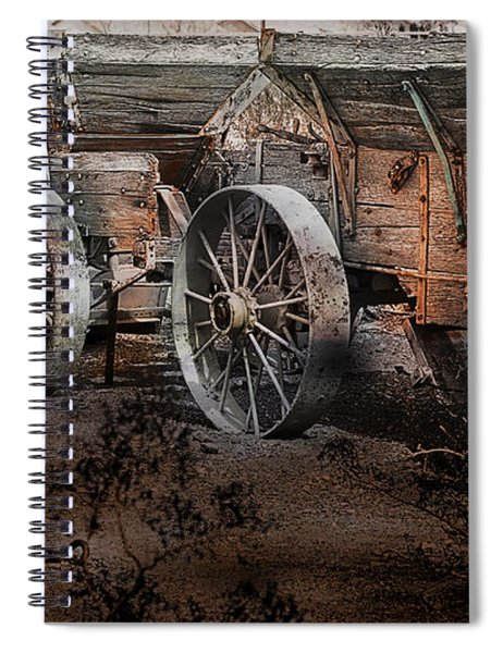 More Wagons East Spiral Notebook