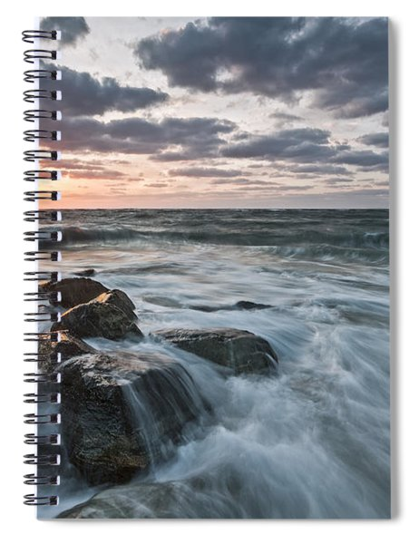 Morning All The Time Spiral Notebook