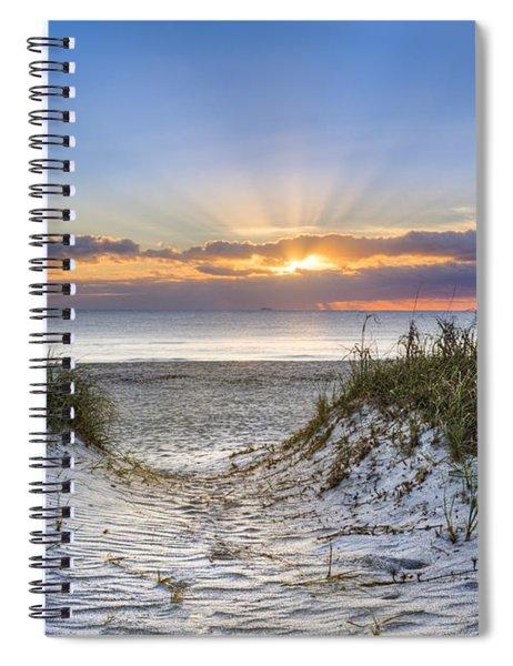 Morning Blessing Spiral Notebook