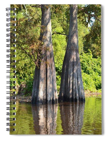 Morning Reflection Spiral Notebook