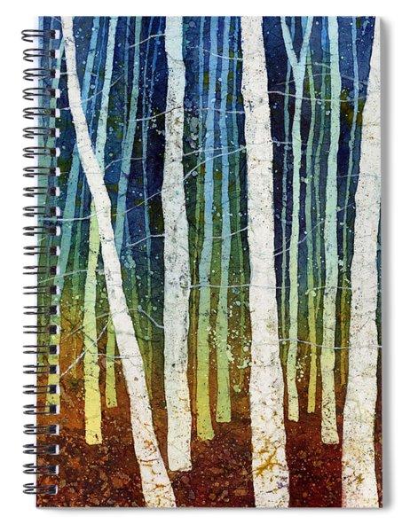 Morning Song 3 Spiral Notebook