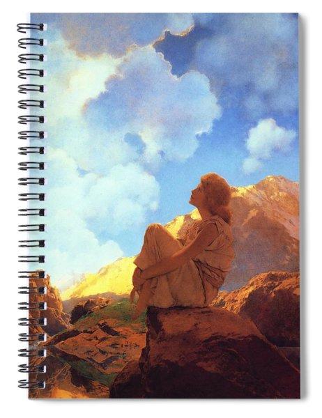 Morning Spring Spiral Notebook