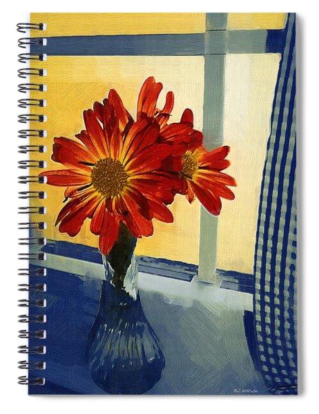 Morning Window Spiral Notebook