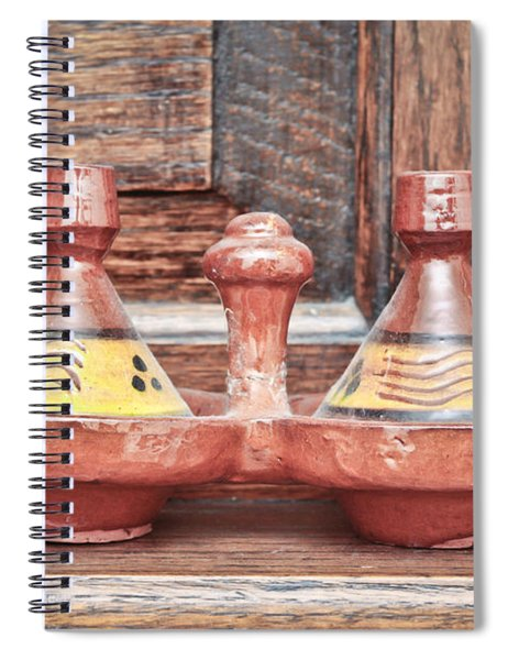 Moroccan Tagine Spiral Notebook