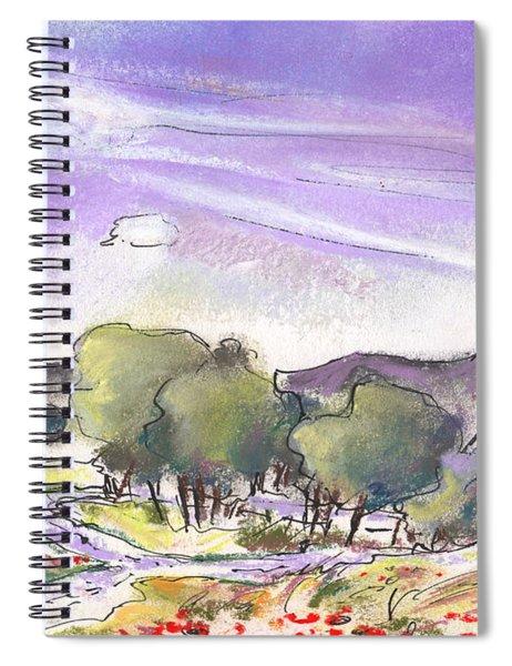 Mota Del Cuervo 04 Spiral Notebook