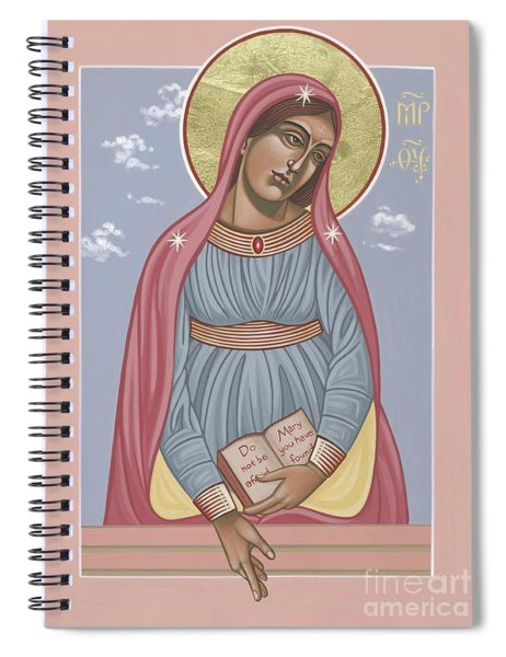 Mother Of Holy Hope 263 Spiral Notebook