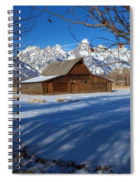 Moulton Barn Spiral Notebook
