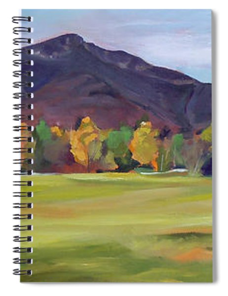 Mount Osceola New Hampshire Spiral Notebook