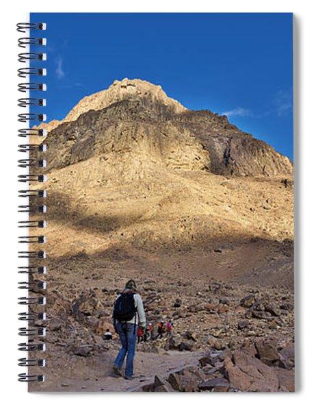 Mount Sinai Spiral Notebook