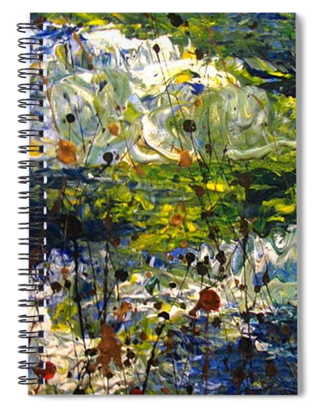 Mountain Creek Spiral Notebook