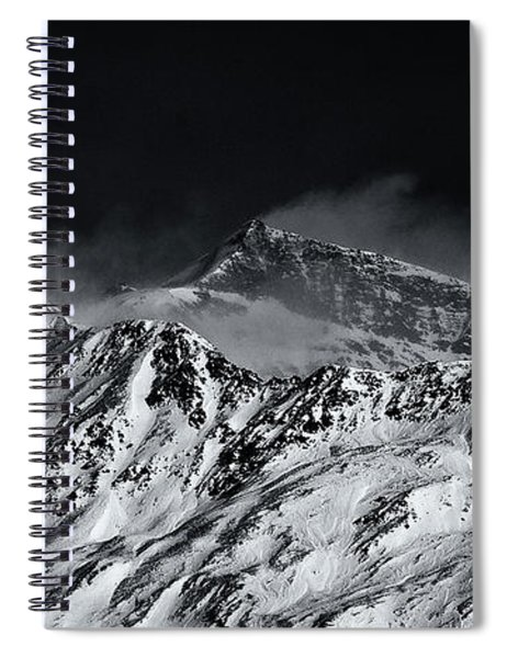 Mountainscape N. 5 Spiral Notebook