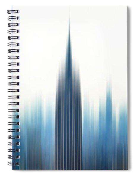 Moving An Empire Spiral Notebook