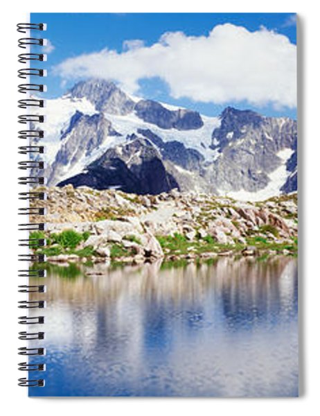 Mt Baker Snoqualmie National Forest Wa Spiral Notebook