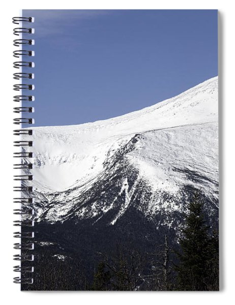 Mt Washington And Tuckerman's Ravine Spiral Notebook