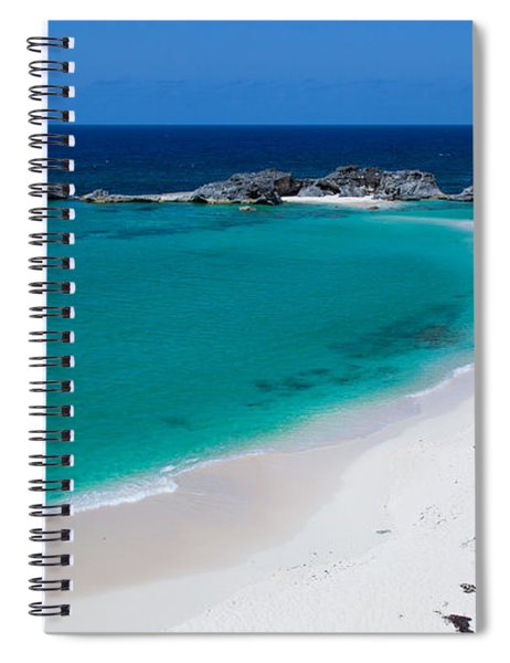 Mudjin Harbour Spiral Notebook