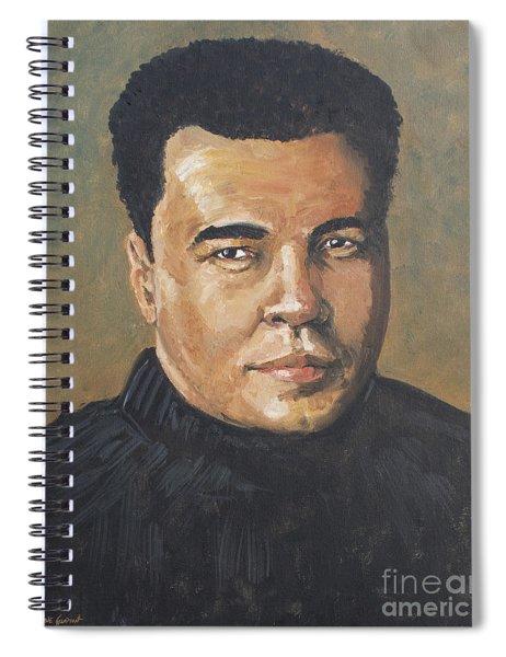Muhammad Ali/the Greatest Spiral Notebook