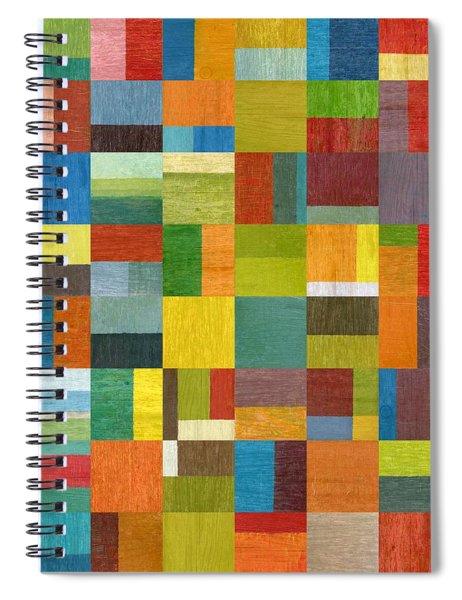 Multiple Exposures Lv Spiral Notebook