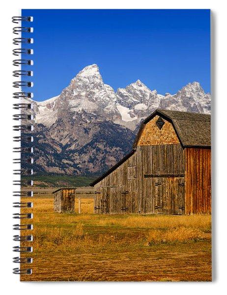 Murphy Barn Spiral Notebook