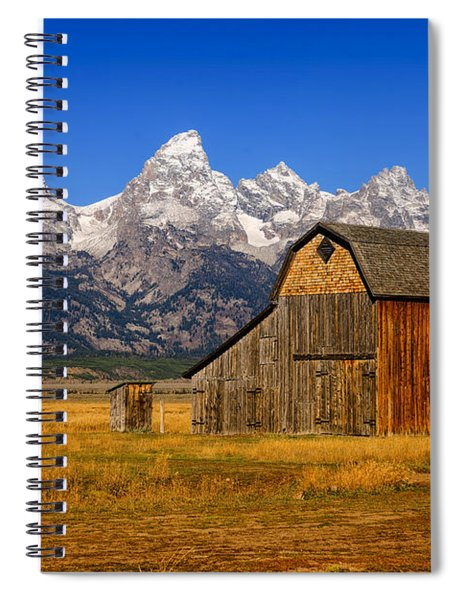 Murphy Barn Spiral Notebook