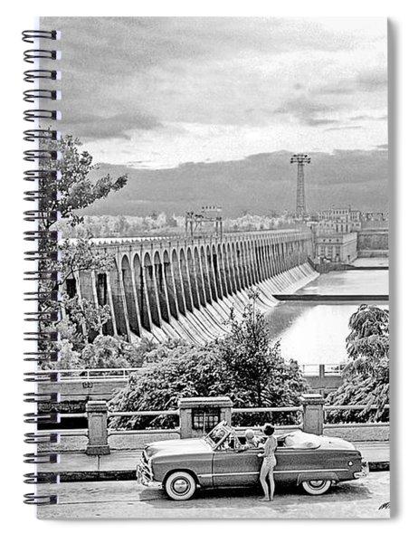 Muscle Shoals Spiral Notebook